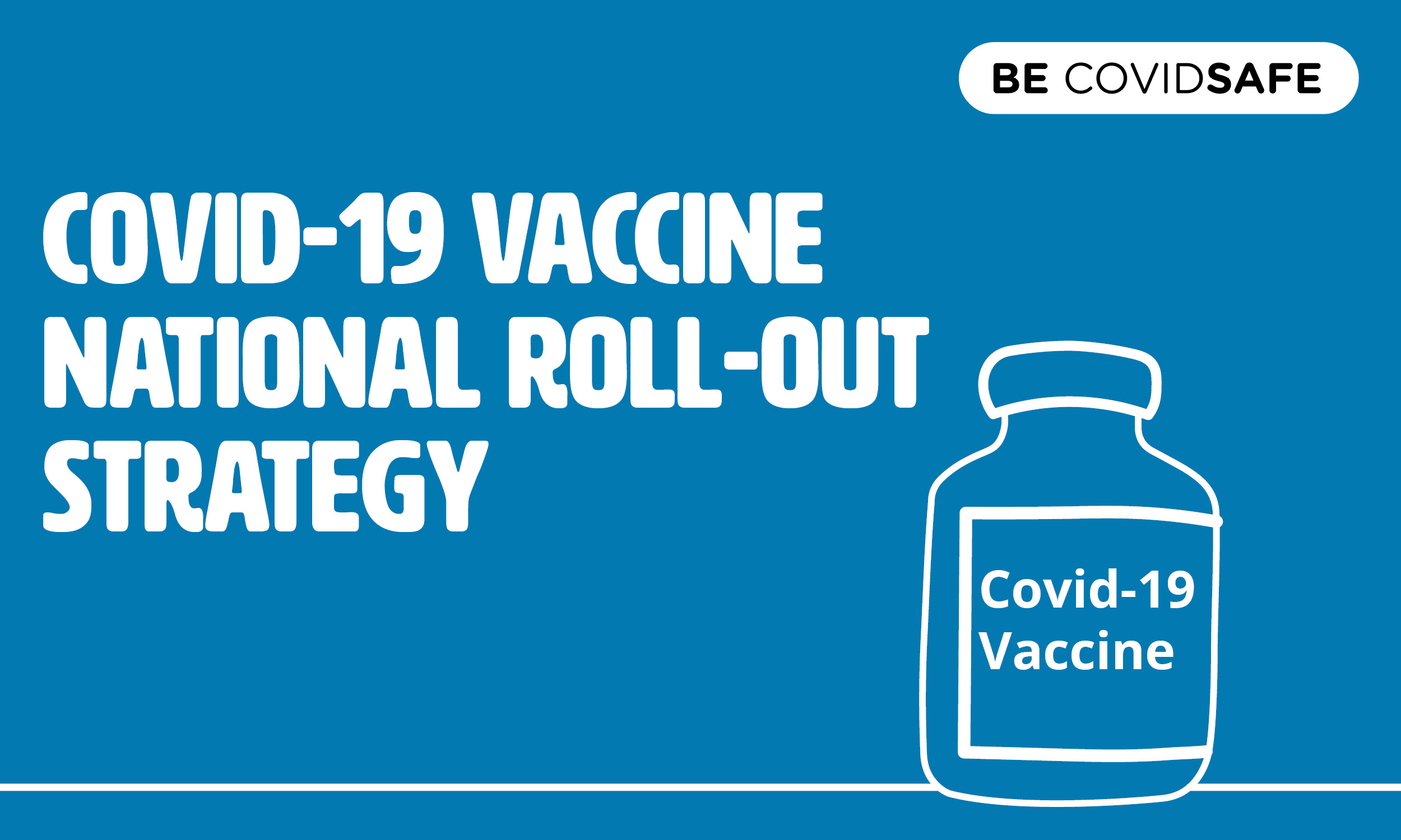 COVID-19 vaccine national rollout strategy